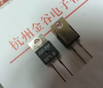 0 5 10 15 20 25 30 35 DegC NC Normally Closed NO Normally Open 1.5A Thermal Switch Temperature Sensor Thermostat KSD-01F JUC-31F - Normally Open Color: 10C, Voltage: NO