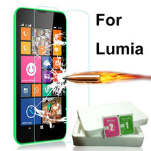 0.26mm 9H Tempered Glass for Microsoft Nokia Lumia 640 630 635 950 550 535 530 5
