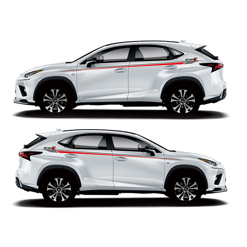 TAIYAO car styling <font><b>sport</b></font> car sticker For <font><b>Lexus</b></font> <font><b>NX</b></font> 200 <font><b>300h</b></font> <font><b>F</b></font> <font><b>SPORT</b></font> Mark Levinson car accessories and decals auto sticker image