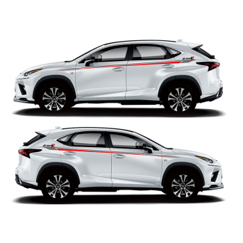 TAIYAO car styling sport car sticker For Lexus NX 200 300h F SPORT Mark Levinson car accessories and decals auto sticker