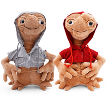 10 2 Colors E.T Alien Plush Doll Toys High Quality Cotton Stuffed ET the Extra-Terrestrial Cloth Toy Kids Christmas Gifts