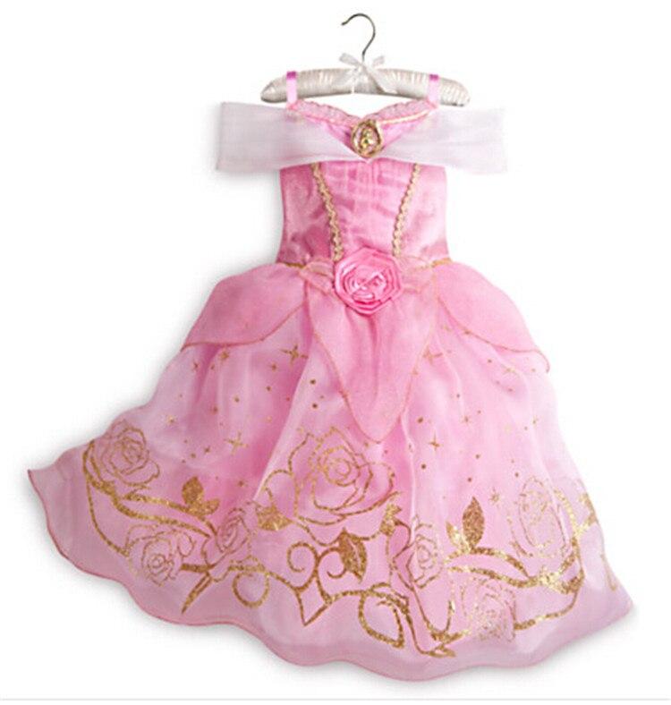 Manera de la alta calidad princesa vestidos para el partido sofia ...