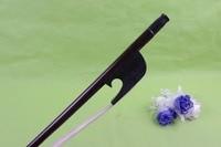 3/4 Upright Baroque Double Bass Bow Brazilwood Stick Ebony Frog New #BP 101