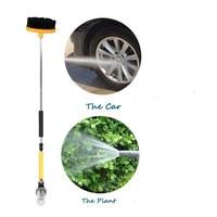 New Car Cleaner Washing High Pressure Water Gun Professional Brush Portable Car Washer Effort Saving Water