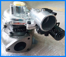 Toyota CT16V 1kd turbocharger 17201-0L040 with electrical actuator 24 hours send turbocharger rrepair kitsct12 17201 64050 1720164110 1720164050 for toyota lite townace 2 0l 1992 1993