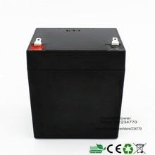 Запасной аккумулятор для ЭКГ для Goldway philips UT4000C, UT4000B, UT4000A, UT4000F, 12V 5A система мониторинга