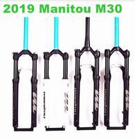 2019 Manitou M30 bicicletas mountain bike 26 27.5 29 MTB Bicycle bike Fork air marvel Pro suspension latest HIMALO вилка для велосипеда
