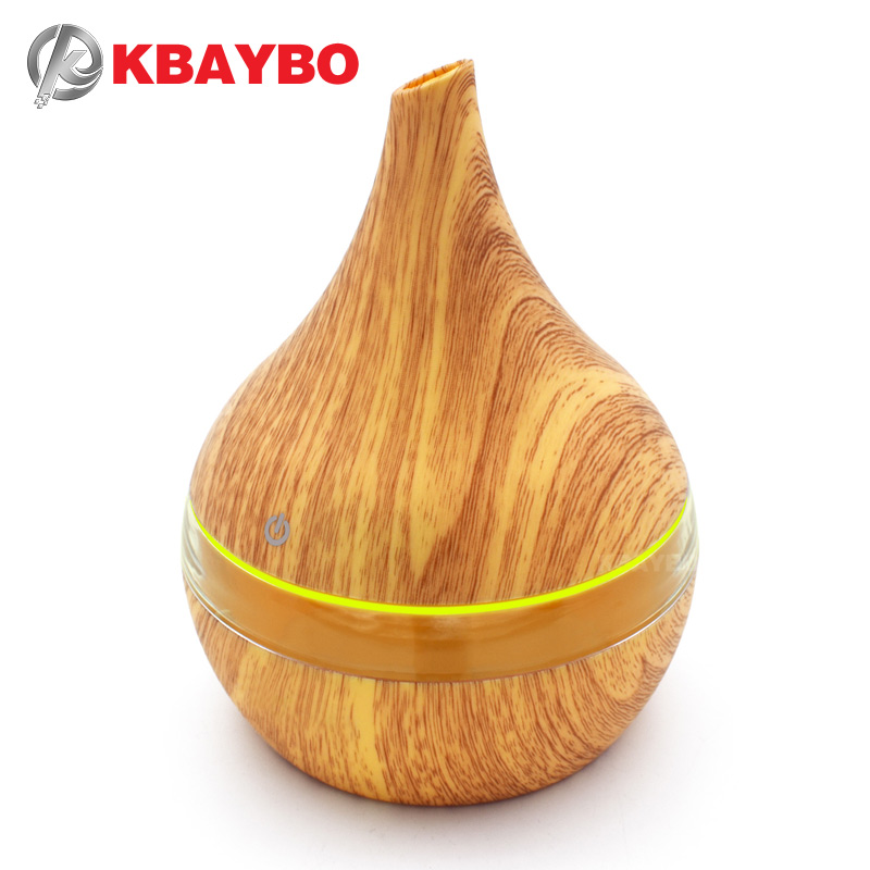 Aroma essential oil diffuser wood mistmaker portable usb air humidifier aroma diffuser 300ml mist diffuser fogger air vaporizer aroma diffuser with exclusive music player real wood ultrasonic humidifier nebulizer fogger for portable vaporizer