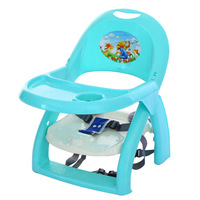 Children's multi function portable folding dining chair 1 2 3 years old maternal and child gifts highchair baby booster seat