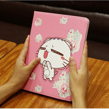 Case For ipad MiNi 1 2 3 DrLmm illustration Cute Cartoon Case Scratch-Resistant Cover Hard Back Cover For ipad Mini 1 2 3 Case недорого