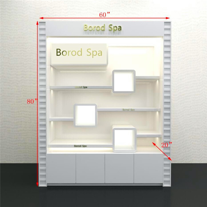 Custom Made Display Furniture/ Retail Clothing Store Furniture/wall Display  Racks For Store Display Rack /clothing Display 045 In Laboratory Furniture  From ...