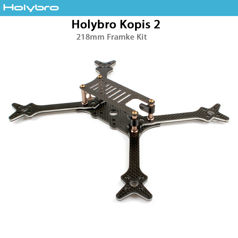 Holybro Kopis 2 218mm Carbon Fiber Frame Kit 5mm Arm Quacopter Frame for FPV Racing Drone hsp racking rc car spare parts accessories for hsp skeleton 1 5 gas monster truck model 94050 17 parts