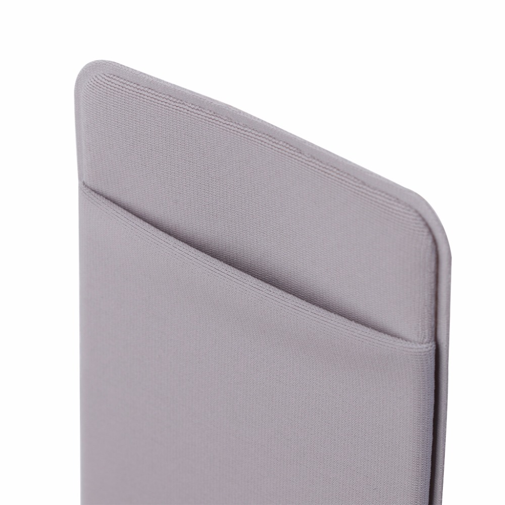 Hot Elastic Cell Phone Mobile Phone Wallet Case Credit ID Card Holder Pocket Adhesive Sticker 9 Color Fashion 2019 in Card ID Holders from Luggage Bags