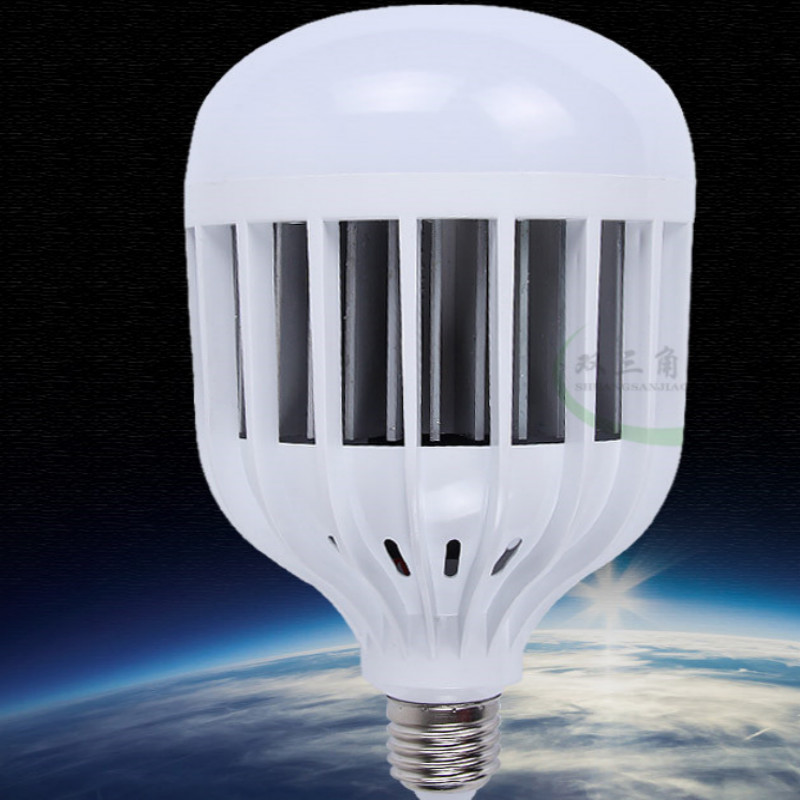 universal AC160 250V led 220v e27 led bulb led lamp 15w 18w 24w 36w 60w free shipping in LED Bulbs Tubes from Lights Lighting