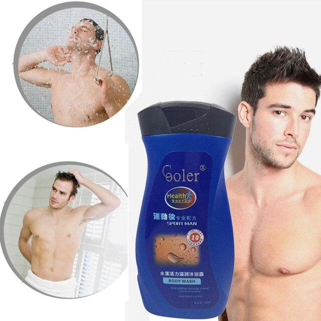 Oil-Control Moisturizing Skin Care Shower Gel