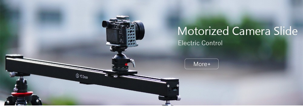 Motorized-Camera-Slider