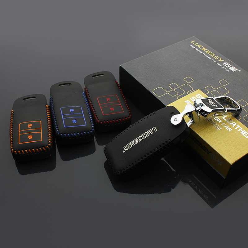 Luckeasy Key Case 2 Button For Honda Acura CDX 2016 2018 1
