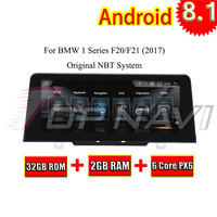 Topnavi Android 8.1 Car Radio Player For BMW 1 Series F20/F21 (2012 2013 2014 2015 2016 2017) GPS Navigation 2 Din Video NO DVD