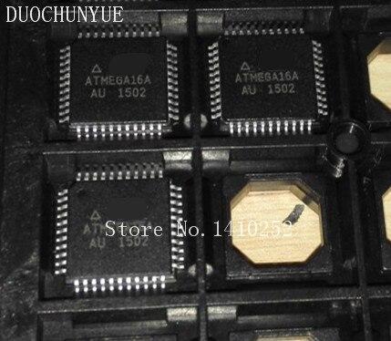 100PCS ATMEGA16A AU ATMEGA16A MCU 8BIT 16KB MODULE new in stock Free Shipping