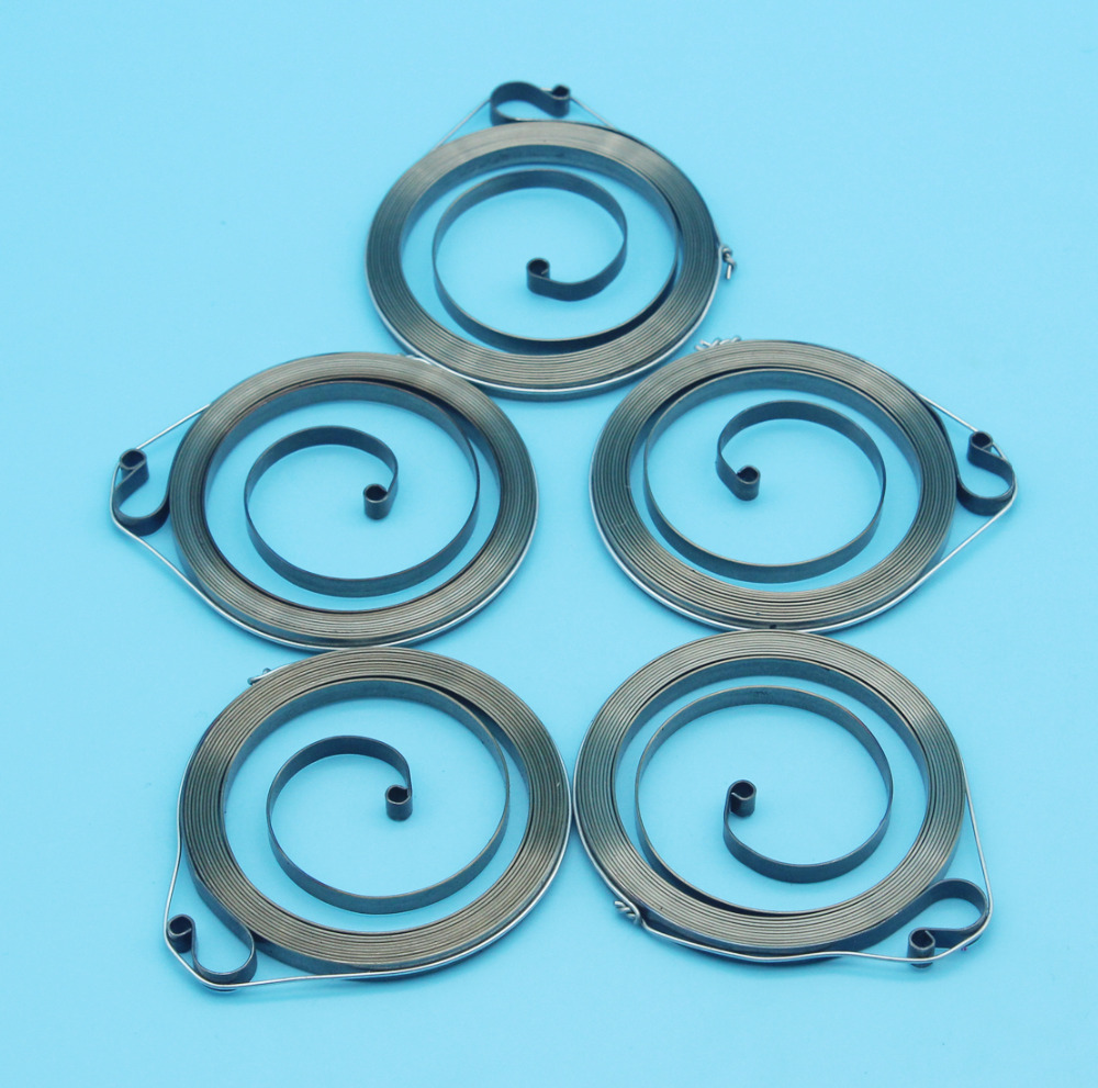 5pcs Recoil Starter Spring For STIHL 017 018 020T 023 025 029 036 044 MS180 MS190 MS191 MS200T MS250 MS290 MS310 MS360 MS390 460