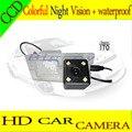 Alta qualidade HD CCD retrovisor câmera para Ssangyong kyron rexton câmera retrovisor com 170 grau lente de ângulo de visão noturna impermeável