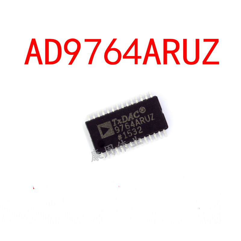AD9764ARU AD9764ARUZ import digital analog converter DAC price advantage ...