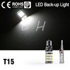 1PCS Super Bright T15 W16W 921 45 SMD LED 4014 Car Auto Canbus Marker Lamps Reading Light Interior Lighting Bulb