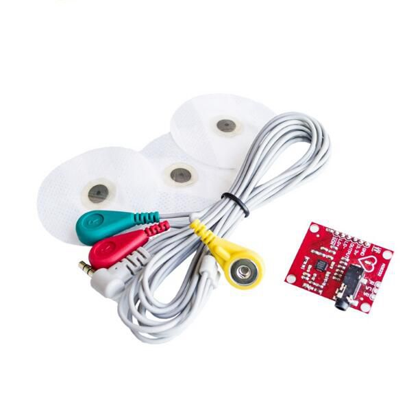 AD8232 Pulse ECG Kit For ECG Measurement