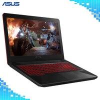 Ноутбук Asus FX80GD8300 1B8AXYA4X10 i5 8300HQ 8G 128G SSD + 1 ТБ HDD GTX1050Ti 4G ips 15,6 портативный игровой ноутбук