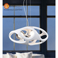 Free Shipping Dia 45CM Ltaly Modern Resin Pendant Lights Milan Creative Design Indoor Lighting Lamp PL Retail White&Red