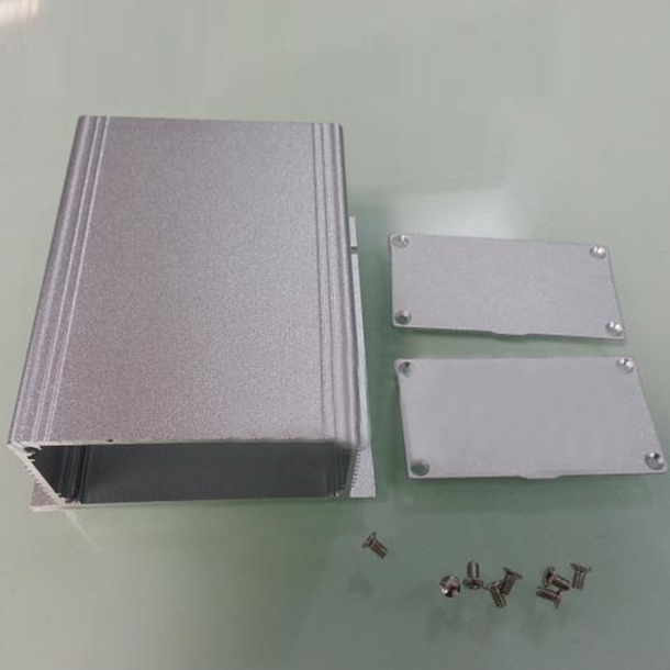 Aluminum Enclosure  88*39*100mm PCB Instrument shell electronics enclosure Project box DIY Wall mounting NEW e cap aluminum 16v 22 2200uf electrolytic capacitors pack for diy project white 9 x 10 pcs