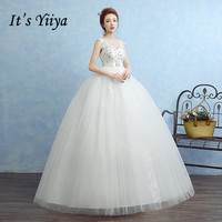 Free Shipping Real Photo Pregnancy V Neck Bling Lace Wedding Dresses White Cheap Bride Gowns Frocks