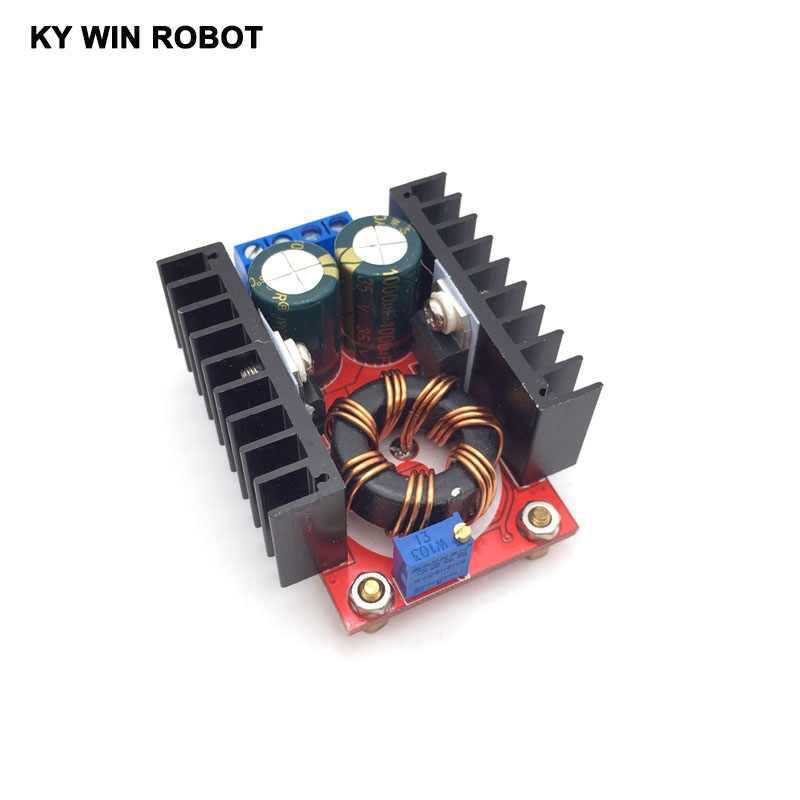 150 Watt Dc-dc-boost-wandler 10-32 V zu 12-35 V 6A Step Up Voltage Ladegerät Power