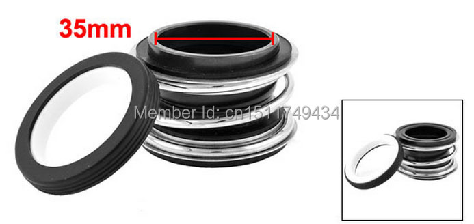 MB1-35 35mm Inner Diameter Single Coil Spring Bellows Mechanical Seal