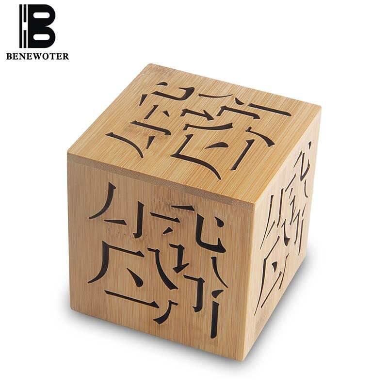 Китайский винтажный бамбуковый деревянный резной полый квадратный ящик курильница Арома спиральный ладан горелка для йоги гостиная украшение домашний декор
