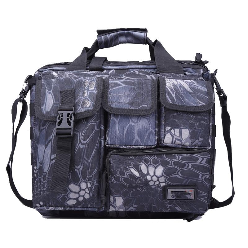Men Messenger Bag Military Multifunction Shoulder Pack Cossbody Bags Laptop Handbag alcatel ot 5054d pop 3 black white
