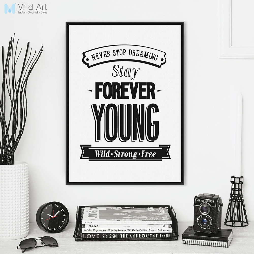 mini s hitam putih motivasi tipografi menikmati hidup quotes a