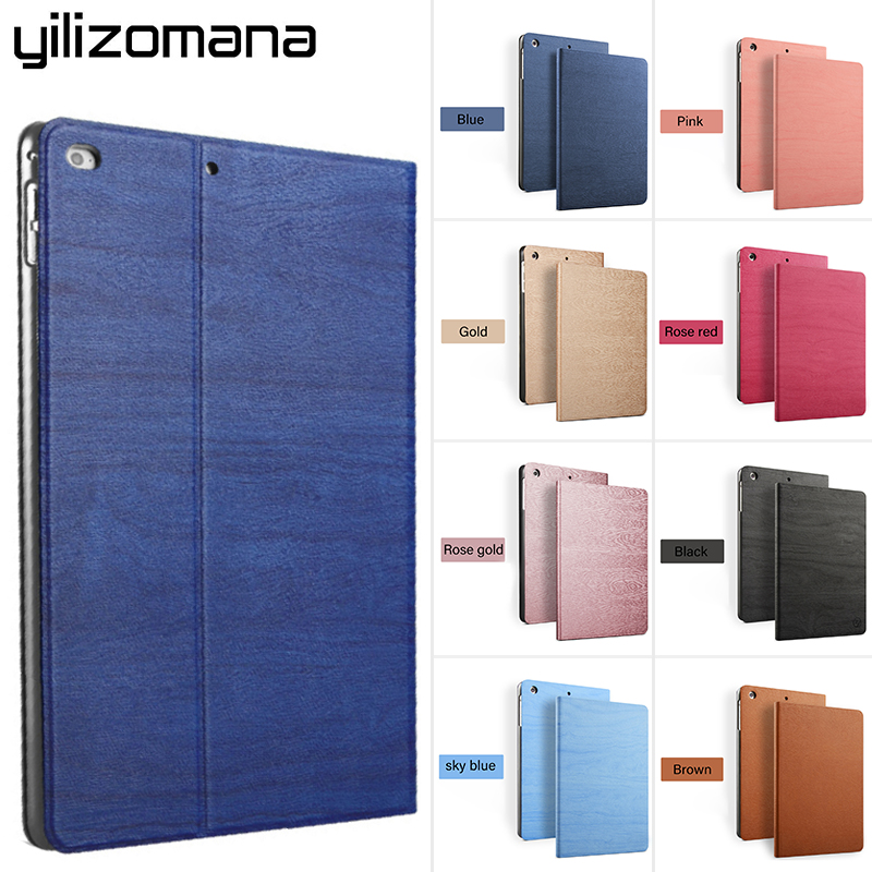Frank Yilizomana Smart Flip Stand Case Luxury Resin Pattern For Ipad Mini 1 2 3 4 Pu Leather Thin Hard Back Cover Auto Sleep/wake Up Durable Service
