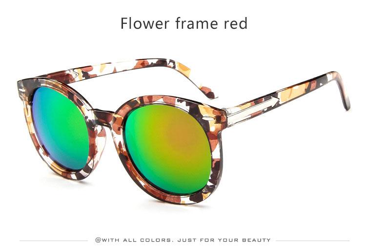 HTB1yBfBSXXXXXbHaXXXq6xXFXXXa - Marbling Sunglasses Women Round Frame PTC 268