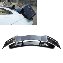 Carbon Wing Lip For LAMBORGHINI Aventador LP700 SPD Style Fiber Type 2 GT Spoiler Body kit Trim Accessories