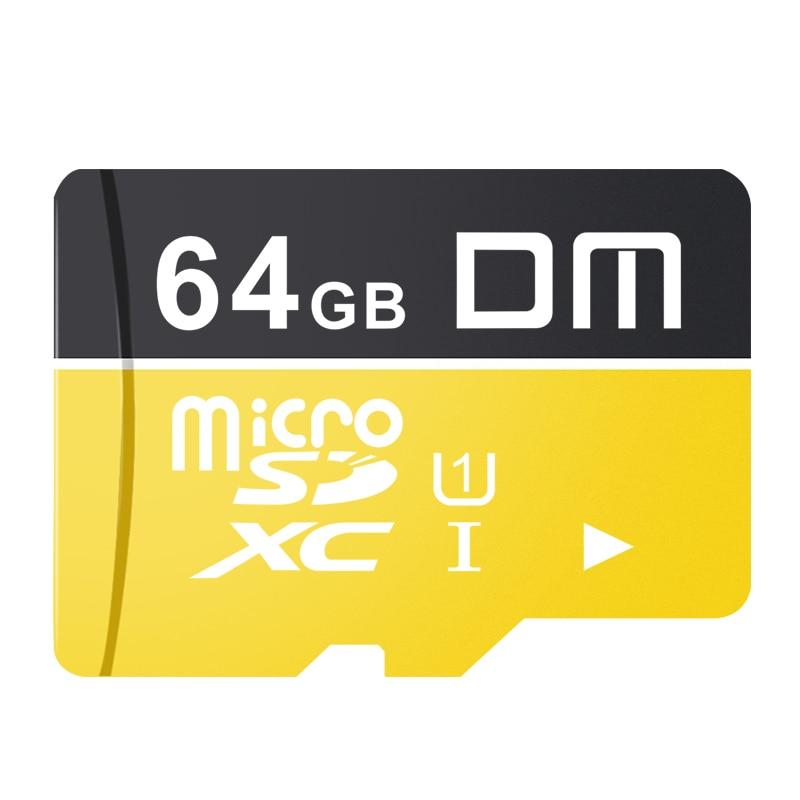 DM Ultra micro SD card microSDHC 8GB 16GB 32GB 64GB 128GB Memory Card TF Card