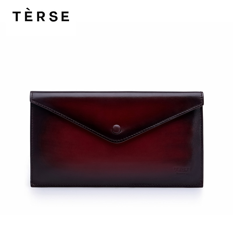 Terse New Wallets 100% Genuine Leather Men`s clutches Purse Bag Fashion Style Long Wallets with Hasp Customize Logo 9599 Hot harppihop new men s 100