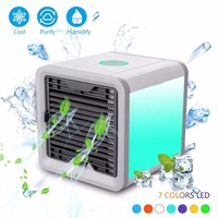 Mini USB Air Conditioner For Home Evaporative Air Cooler Fan Portable Air Conditioning Mobiele Airconditioning Ventilador Frio