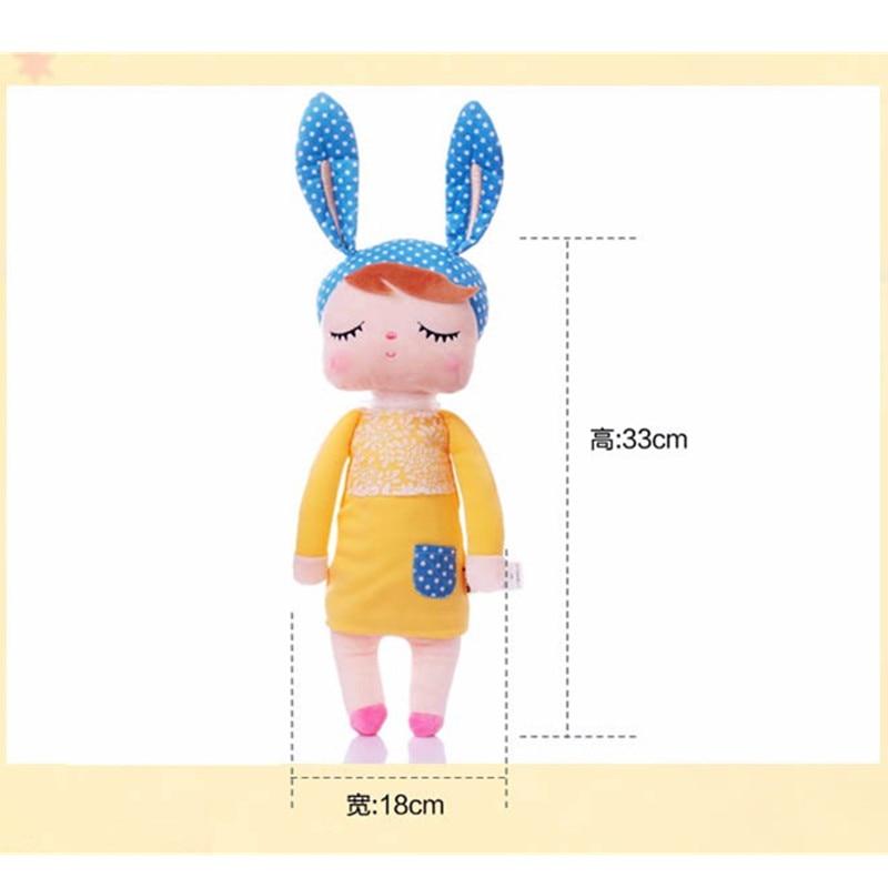 Peluş Şirin Şirin Sevimli Doldurulmuş Uşaq Uşaqları Qızlar - Yumşaq oyuncaqlar - Fotoqrafiya 6