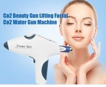 冷凍スキン co2 美容銃無針メソセラピー肌の若返り抗シワ顔治療美容機器