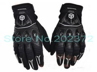 SCOYCO Professional Off Road Motorcycle Gloves MX40 MOTO Racing Knight Riding Glove Drop Resistance Black Color