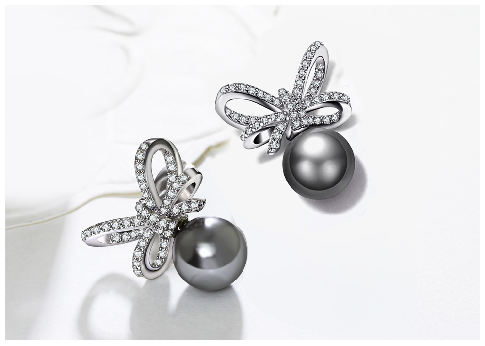 grey pearl earrings 04