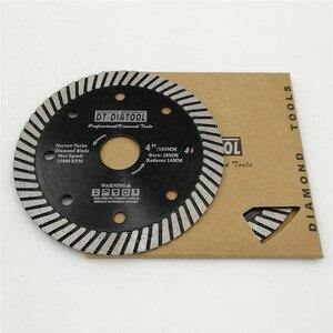Image 4 - Бриллиантовое Узкое Лезвие для турбопилы DT DIATOOL 1 шт., режущий диск с несколькими отверстиями для бетона, гранита, мрамора, кирпичной кладки, режущее колесо