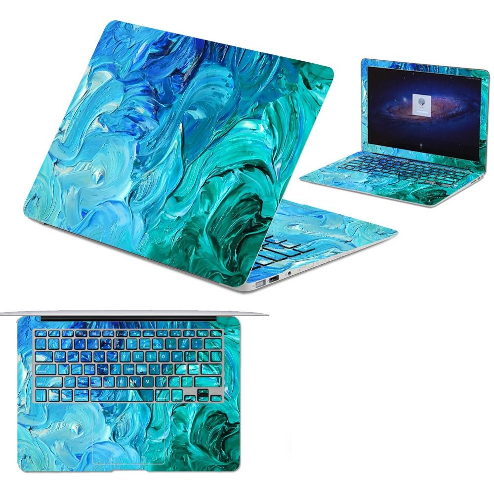 Laptop Sticker Cover for Xiaomi Mi Air 12 13 Vinyl Decal Skin for MacBook Air Pro Retinq 12.5 13.3 15 Laptop Skin