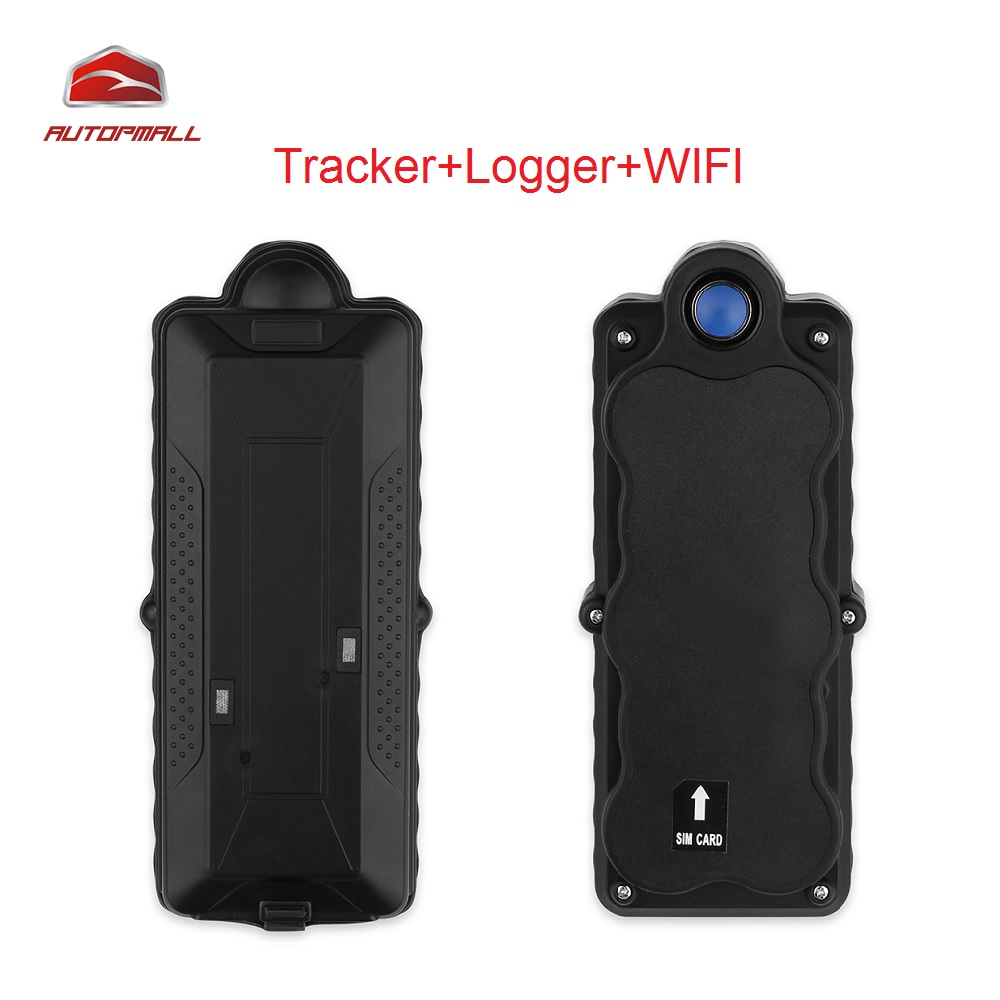 GPS Tracker Car Rastreador SD Offline Data Logger TK10 GPS GSM WIFI Position Tracking 10000mAH Battery Waterproof IPX7 Magnet